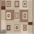 Дорожка ковровая Эспрессо 2664а5 (1,6 м)