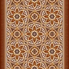 Остаток Дорожка ковровая принт п43р1507а6 (1,2х2,63)