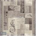 Дорожка ковровая принт п100р1604а2 (0,7 м)