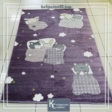 Ковер (1,6х2,3) Sofit (Софит) 2922 light purple